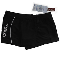 New O'NEILL BOARD SHORTS Junior Womens SIZE 9 Black BALI Swim BOARDSHORTS NWT