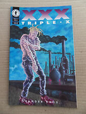 Triple X  5 of 7 . Dark Horse 1995 - VF