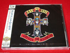 GUNS N ROSES - Appetite for Destruction - JAPAN JEWEL CASE SHM CD - UICY-20215