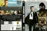 007 CASINO ROYAL (2006) un film di Martin Campbell DVD EX NOLEGGIO - MGM