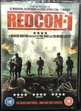REDCON-1, DVD, REGION 2, ORIS ERHUERO, CARLOS GALLARDO, (NEW & FACTORY SEALED).