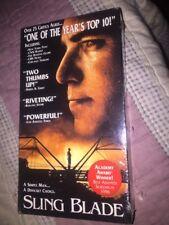 Sling Blade (VHS, 1997) Billy Bob Thornton NEW SEALED