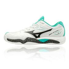 Mizuno Hombre Wave Intense Tour 5 AC Tenis Zapatos - Blanco Deporte Transpirable