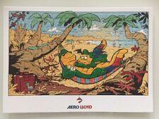 NEU Aero Lloyd Puzzle Kinder Puzzle 60 Teile