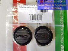 Placchette Cover Visiera per Nolan N40/n40 Full/n40-5/n40-5 GT colore Black