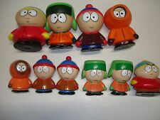 Lot Of 10 South Park Figures