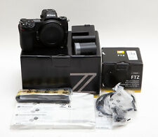 Nikon Z6 24.5MP Mirrorless Camera (Body Only) + FTZ Adapter ** USA Model
