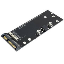 2.5 SATA 6Gb 3.0 to For Macbook Air Pro SSD slot adapter A1466 A1465 A1398 A1425