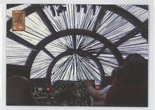 1997 Merlin Wars Trilogy #67 Vader Leaves the Star Destroyer's Bridge Card 2h0