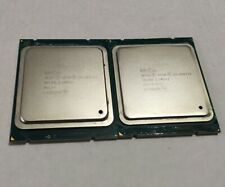 More details for pair of intel xeon e5-2667 v2 8-core cpu