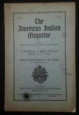 American Indian Magazine - July - September 1916 by Society of American Indians