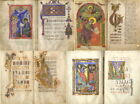 45 ANCIENT MEDIEVAL GOSPELS BIBLE MANUSCRIPTS CHRISTIANITY BOOKS - VOL.1 ON DVD