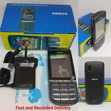 Nokia Asha 300 Unlocked 3G Touch & Type Phone 2 Years Warranty Support 3 Network