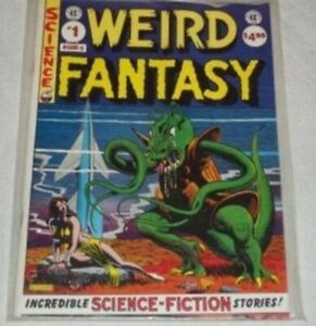 Weird Fantasy #1 (1986) EC Reprint comic VF-VF+