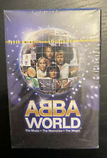 ABBA WORLD Collectible Deck of Cards Playing Cards RARE SEALED