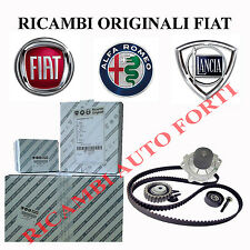 DISTRIBUZIONE ORIGINALE FIAT + POMPA ACQUA FIAT STILO 1.9 JTD 88 KW KIT 71771574