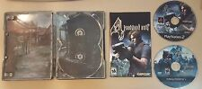 Resident Evil 4: Premium Edition (Sony PlayStation 2) Works Great, No Scratches!