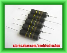 one Sprague Bumblebee .1 uF 400V PIO Tone Capacitor test good for leakage bypass