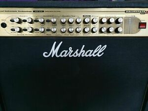 Marshall AVT 275 2x12 150 Watt Combo with Bulit in FX. FX loop,+ 6 WAY PEDAL