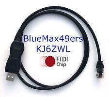 Yaesu USB FTDI Programming Cable FT-1802 FT-1900R FT-2800M FT-2900R CT-29F