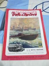 MOTONAUTICA VELA E MOTORE N. 2 FEBBRAIO 1941