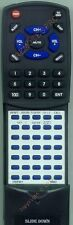 Replacement Remote for SANSUI TVS2746, TVS2746B, TVS2746A, TVS2746C
