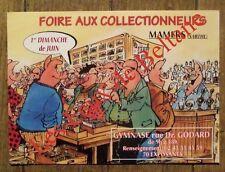 Carte postale,Foire aux collectionneurs Mamers,Malo Louarn ,CPSM