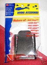 Scuba Divers Plastic weight belt buckle dredging diving equipment  WB0105 black