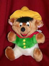 "Warner Brothers Speedy Gonzales Plush Soft Doll 9"" 24K Special Effects 1993"