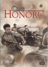 Czas Honoru - Sezon 4 - serial TV (4 DVD) POLSKI POLISH
