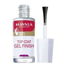 Mavala Tratamiento de uñas capa superior Acabado-Gel 5ml