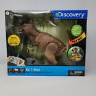 NEW DISCOVERY T REX REMOTE CONTROL DINOSAUR REALISTIC ACTION , MOTION & SOUND RC
