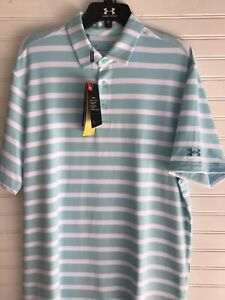 NWT MENS UNDER ARMOUR  PLAYOFF POLO SIZE LARGE