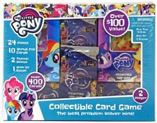 My Little Pony MLP CCG :: Premiere Super Value Box : 2 Decks + 24 Booster Packs