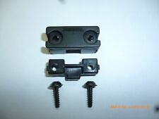 Technics Phono Cable Cord Clamp Set SL1210 SL1200 SFUM170-06  SFPZB12204 +screws