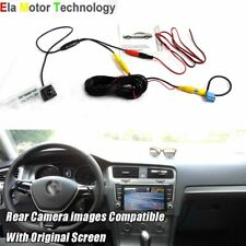 Car Rear View Camera For Volkswagen VW Golf 7 Golf7 2012~2015 / Original Screen