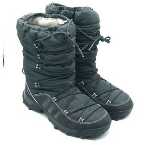 Adidas Climaproof Boots Women's US 8.5 Winter Snow Primaloft Insulated Low Temp