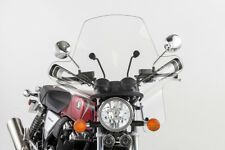 "91-04 Honda CB750 F Nighthawk 750 - Clear 21"" Touring Windshield w/Hardware Kit"