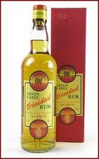 Rum CADENHEAD'S 15 y. TRINIDAD rhum GREEN LABEL ron 70 Cl.