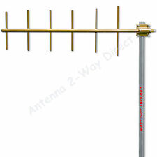 YAGI 6 ELEMENT BASE ANTENNA UHF 450-470 MHz 10.2dBd COMMERCIAL GRADE