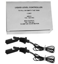 ==2 LIQUID LEVELS==Water Controller Sensor Switch Tank2