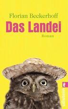 Florian Beckerhoff - Das Landei  ullstein Liebe Humor Romantik Beziehung 28447