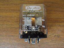 Dayton 5X835F Relay 120 Volt 13 Amp