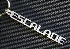 ESCALADE keychain keyring Schlüsselring porte-clés cadillac GMT 800 900 EXT ESV