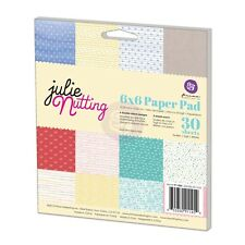Prima Flowers 6 x 6 Paper Pack SUMMER Julie Nutting 911454 2016