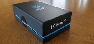 LG Prime 2 - 16GB - Black AT&T