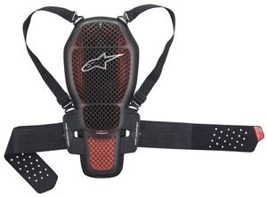 Alpinestars Nucleon KR-1 Cell Back Protector Motorcycle With Kidney Belt