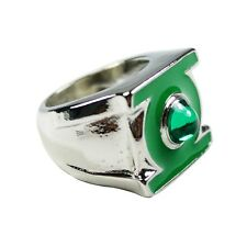 Movie DC Comics Green Lantern Metal Ring