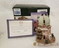 Lilliput Lane The GREAT EQUATORIAL Millennium - Mint Condition - Gift