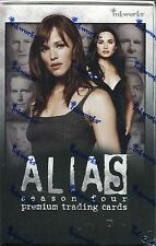 Alias Season 4 Factory Sealed Hobby Box 24 Packs